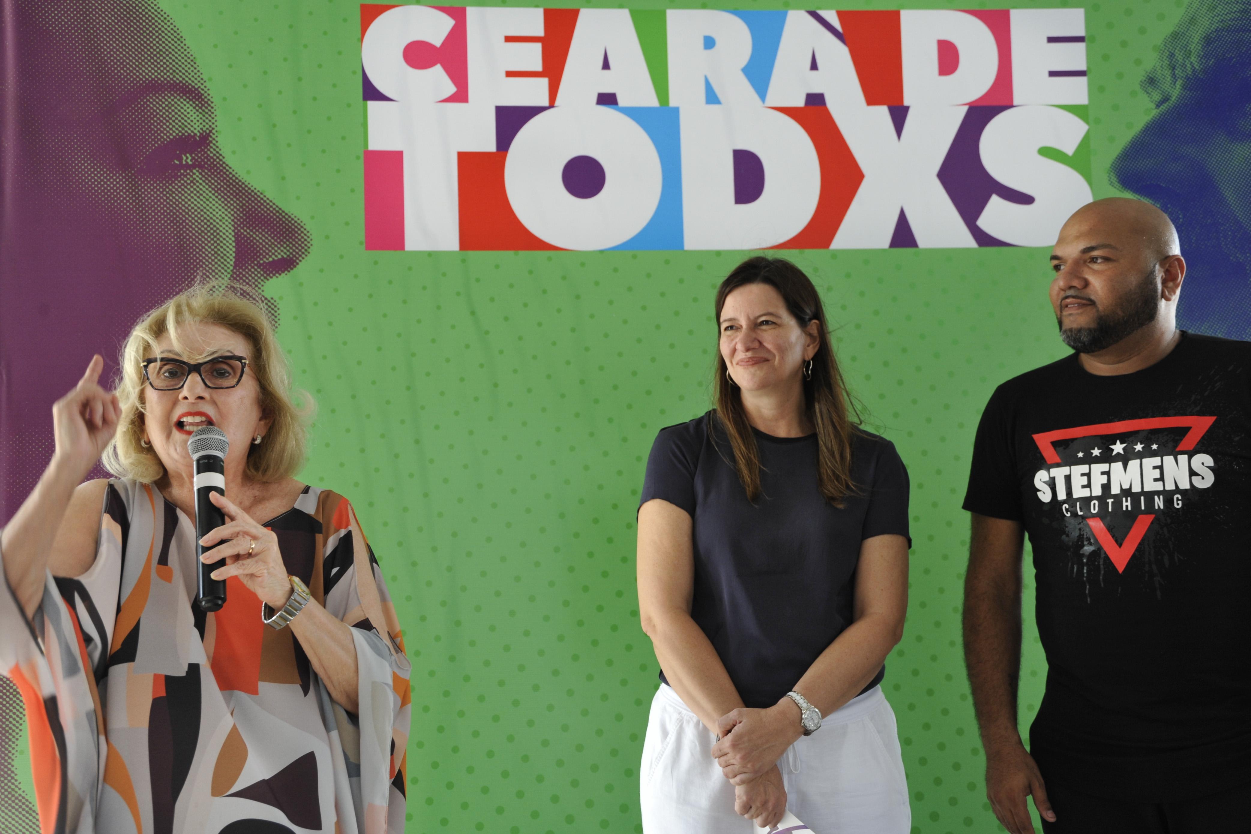 SPS lança campanha Ceará de Todxs e celebra diversidade e luta por direitos no Dia de Combate à LGBTfobia