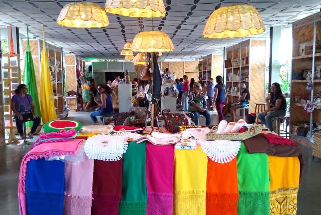 Ceart participa da Expocrato com o trabalho de 720 artesãos