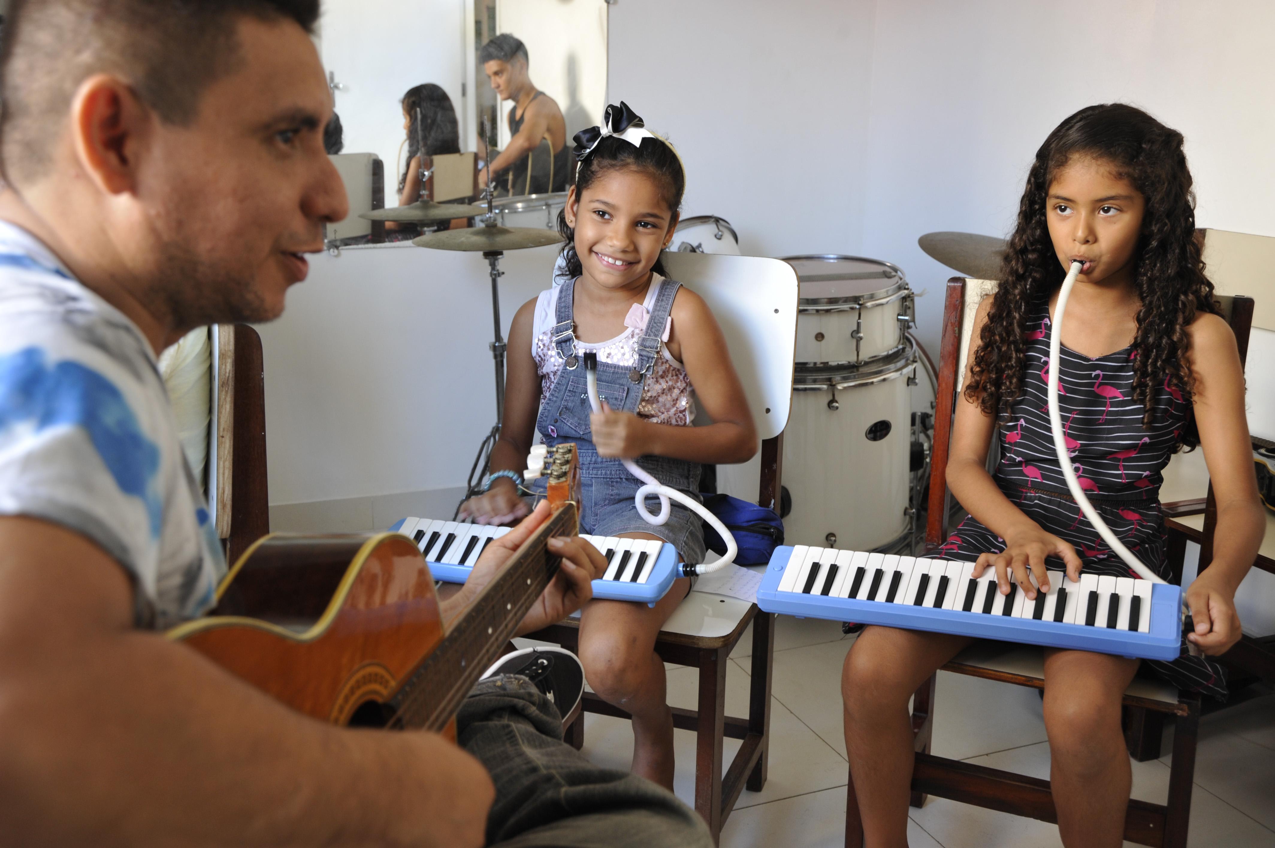 Centro Comunitário São Vicente: Espaço de desenvolvimento de talentos