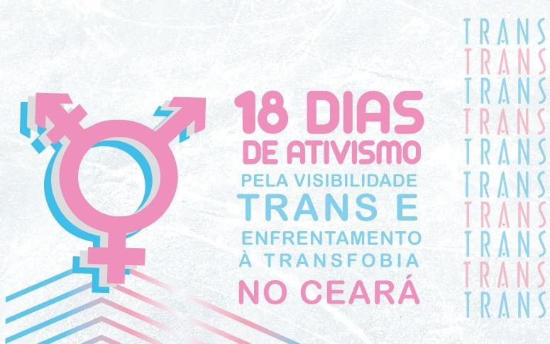 SPS promove 18 dias de ativismo pela visibilidade trans e contra a transfobia