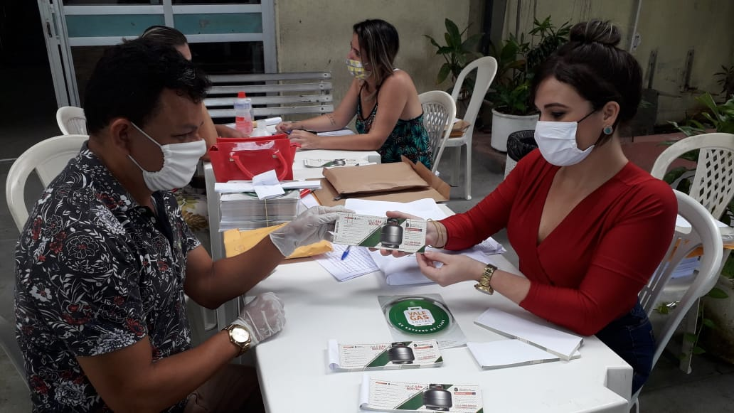 Municípios cearenses já receberam Vale Gás Social