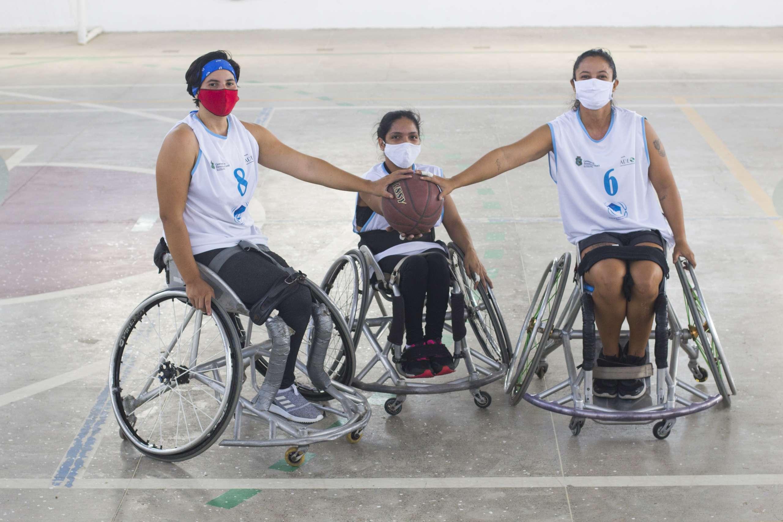 Convocadas pela seleção brasileira atletas do Cepid participarão do campeonato Sul-Americano na Argentina, em setembro